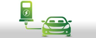 Electric Vehicle Header Graphic