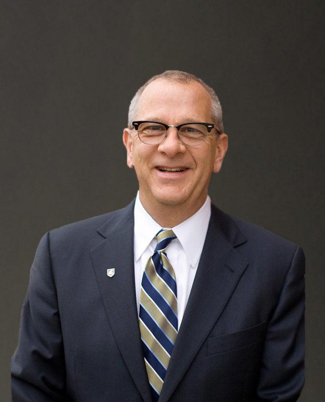 Commissioner Ben Kostick