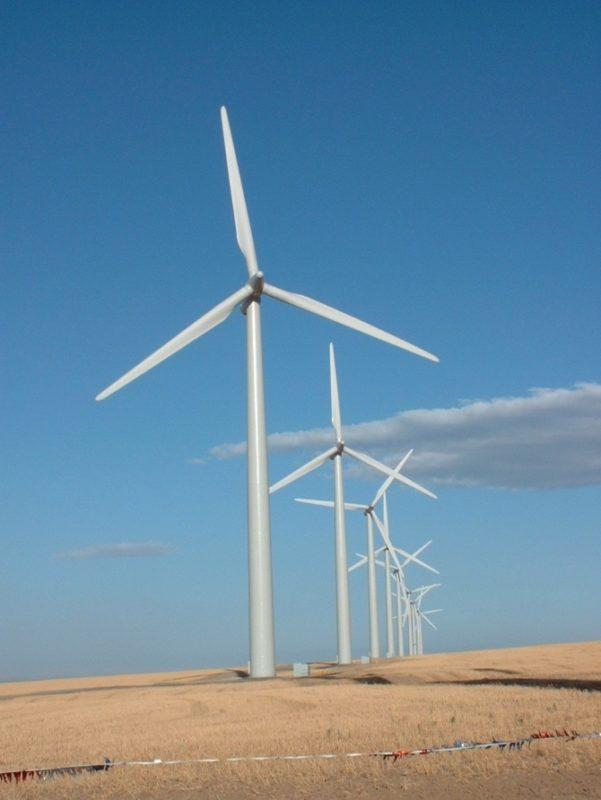 Phase 1 Wind Mills