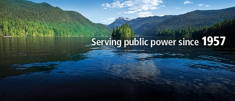 Serving the public power since 1957